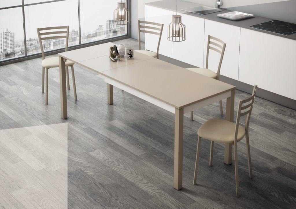 Mesas y sillas cocinas pascual for Todo mesas y sillas